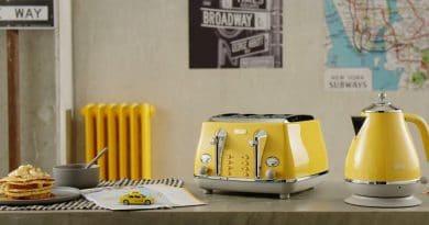 Selection de grille pain jaune